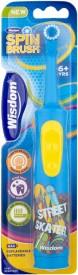 Brosse à dents à batterie pour enfant +6 ans