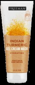 Masque gel hydratant au safran d'inde
