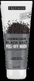 Masque Nettoyant pélable avec hawaïen Sel noir