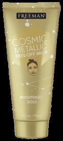 Masque  Éclaircissant Peel off Métalique Gold