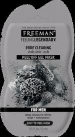Masque peel-of nettoyant des pores volcanique sachet