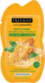 Masque purificateur au miel de manuka sachet