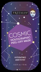Masque  Peel-Off Holographique améthyste sachet