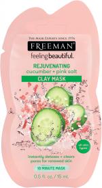 Masque au concombre et l'argile rose sachet