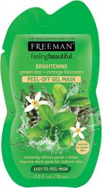 Masque au thé vert et fleurs d'oranger  sachet