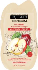 Masque au vinaigre de cidre artisanal sachet