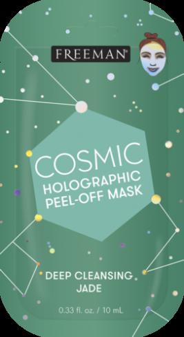 Masque Nettoyant Peel-Off Holographique Jade sachet